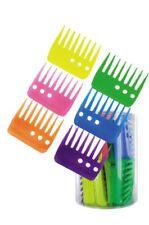 Rake Comb (Purple, Orange, Blue, Pink, Green, Yellow)