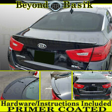 Fits 2014-2015 Kia Optima OEM Factory Style Spoiler Lip Wing PRIMER