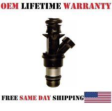 1x re-man OEM Delphi fuel injector for 2001-2006 Chevy Silverado 2500 HD 6.0L V8