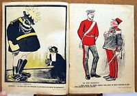 Lithographs Caricatures Politics England 1903 1907 L' Plate To Butter