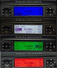 Harley Davidson 2006-2013 Harmon/Kardon Radio L.E.D. color change service