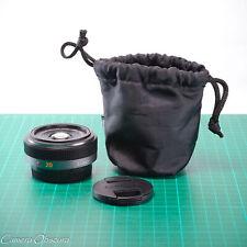 Panasonic Lumix 20 mm f/1.7 G ASPH Lens MFT M4/3