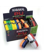 Karakal Pu Super Duo antideslizante raqueta agarre pegajoso SRF Reemplazo Caja de 24
