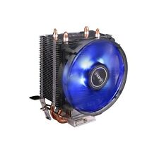 Antec A30 CPU Cooler - Intel & AMD Sockets, 92mm Blue LED Fan, Rifle Bearing