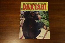 Daktari French Comic 1972 Judy The Chimpanzee Les Merveilleuses Aventures Large