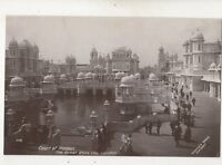 The Great White City London Couty of Honour Exhibition RP Postcard 415b