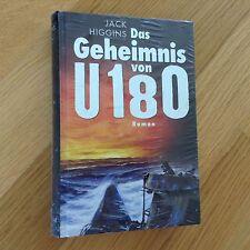 Jack Higgins, Das Geheimnis von U-180, gebunden OVP