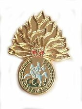 Royal Regiment of Fusiliers Lapel Pin Regimental Military Badge