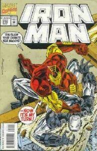 Iron Man #310 White Variant (1994) Marvel Comics