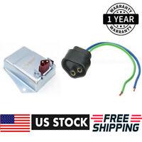 NEW Adjustable External Voltage Regulator KIT for Chrysler Dodge Plymouth 70-87