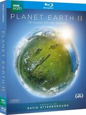 Planet Earth II Limited Edition 2 Blu-Ray + Book with Lenticular cover