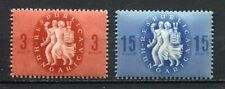 31772) HUNGARY 1946 MNH** Liberation 2v Scott# 723/24