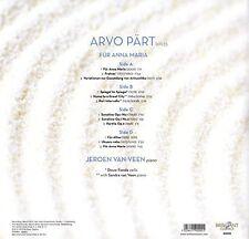 Jeroen van Veen - Arvo P-RT: Fur Anna Maria Complete Piano Music [New Vinyl]