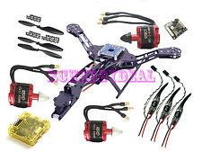 HJ-Y3 GF Tricopter 3-axis Multicopter Frame W/CC3D Flight Controller motor ESC