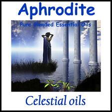APHRODITE APHRODISIAC PURE 100% ESSENTIAL OIL BLEND 10ml ~ SET THE MOOD ROLL ON