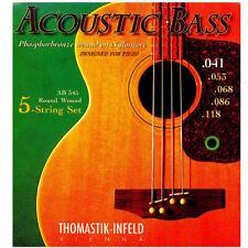 Super Long Scale Thomastik-Infeld JR364 T-I Jazz Rounds Bass Guitar Strings