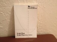 Ti 84 Plus Silver Edition Guidebook (Book Only)
