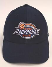Bison Backcourt Club Boy's Adidas Hook & Loop Fastened Cap MC7 Blue Adjustable