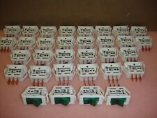 Lot Of 32 Carling Technologies 1026r 1015a 250125vac Open Box New Pictured