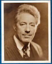vintage photo classic music violonist composer Fritz Kreisler foto Geiger c 1936
