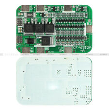 6S 15A Li-ion Lithium 18650 Battery Cells BMS Protection PCB Board For 6 Packs