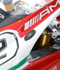 MV Agusta F4 (2010 - F4 MY 2010) R&G Racing motorcycle mirror blanking plates