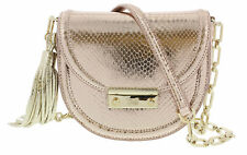 Class Roberto Cavalli Linda 001 Copper Rose Small Shoulder Bag