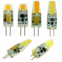 100/20/1pcs G4 1505 0705 COB LED Light 3W 2W COB Lamp Bulb AC/DC 12V G4 Lot