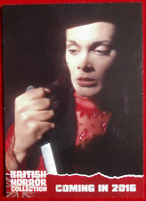 BRITISH HORROR COLLECTION - MARTINE BESWICK, Sister Hyde - PREVIEW Card PR7