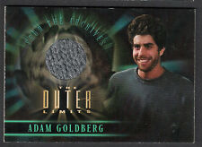 THE OUTER LIMITS SEX CYBORGS & SCI-FI (2003) Costume Card #CC7 ADAM GOLDBERG
