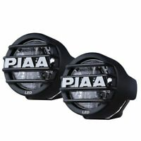 PIAA 5370 Off Road Replacement LP530 LED White Wide Spread Fog Beam Lamp Kit