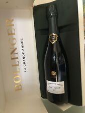 2000 Bollinger Grand Annee Vintage Champagne 2000