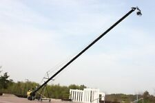 32.8ft Pan Tilt Head 10 kilo Camera Crane Jib Arm Jibs Video LCD Monitor Kit
