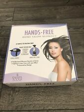 Hands Free Blow Dryer Home Salon Blowout Calista Tools Box NEVER USED OPEN BOX
