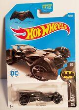 Hot Wheels BATMAN  BATMOBILE Dawn of Justice  HW BATMAN NEW - 2015  237/365  1/5