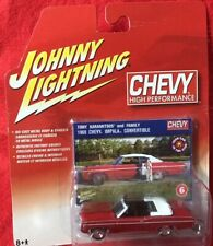 JOHNNY LIGHTNING Chevy High Performance ~ 1969 Impala Convertible ~ MOC