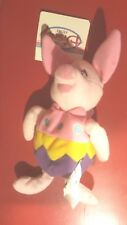 a Disney Easter Egg Body  Piglet Mini Bean Bag w/ tags from Winnie the Pooh