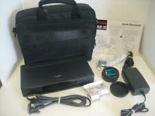 Canon BJC 80 Portable Compact Color Inkjet Printer LN Bundle Extras Case Bundle