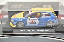 88143 Volant Voiture Miniature 1/32 Fente Caralfa 147 Gta Cup Challenge 2003