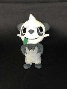 "Tomy Pokemon PANCHAM Panda Bear Plush Stuffed Toy 9""      A7"