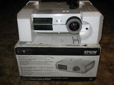 Epson PowerLite Home Cinema 8100 Tri-LCD 1920 x 1080 Projector WORKS WELL IN BOX