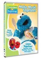 Sesame Beginnings: Make Music Together - DVD - VERY GOOD