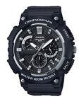 Casio Mens Quartz Chronograph Black Resin Band 53mm Watch MCW200H-1AV