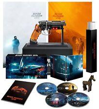 NEW Blade Runner 2049 Japan Limited Premium Box Blu-ray BOX 3000pcs NECA Blaster