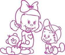 Babyaufkleber,Autoaufkleber,Namenaufkleber,Geschwisteraufkleber GGS48