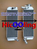 Aluminum radiator for HONDA XR650 XR650R 2000-2007 00 01 02 03 04 05 06 07