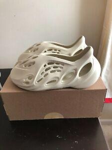 Adidas Yeezy Foam Runner Sand RNNR FY4567 Deadstock Brand New
