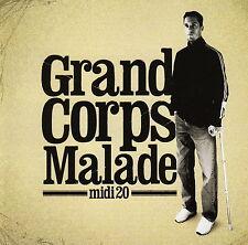 Grand Corps Malade CD Midi 20 - France (M/M)
