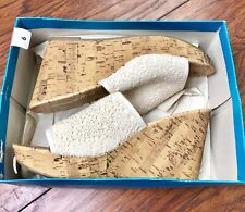Montego Bay Club O'Malley Cork Wedge - Natural Sz 9