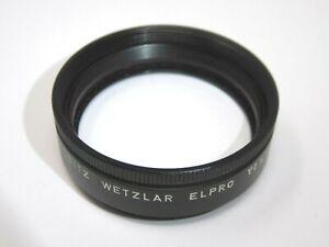Leica Elpro VIa Close Up Filter